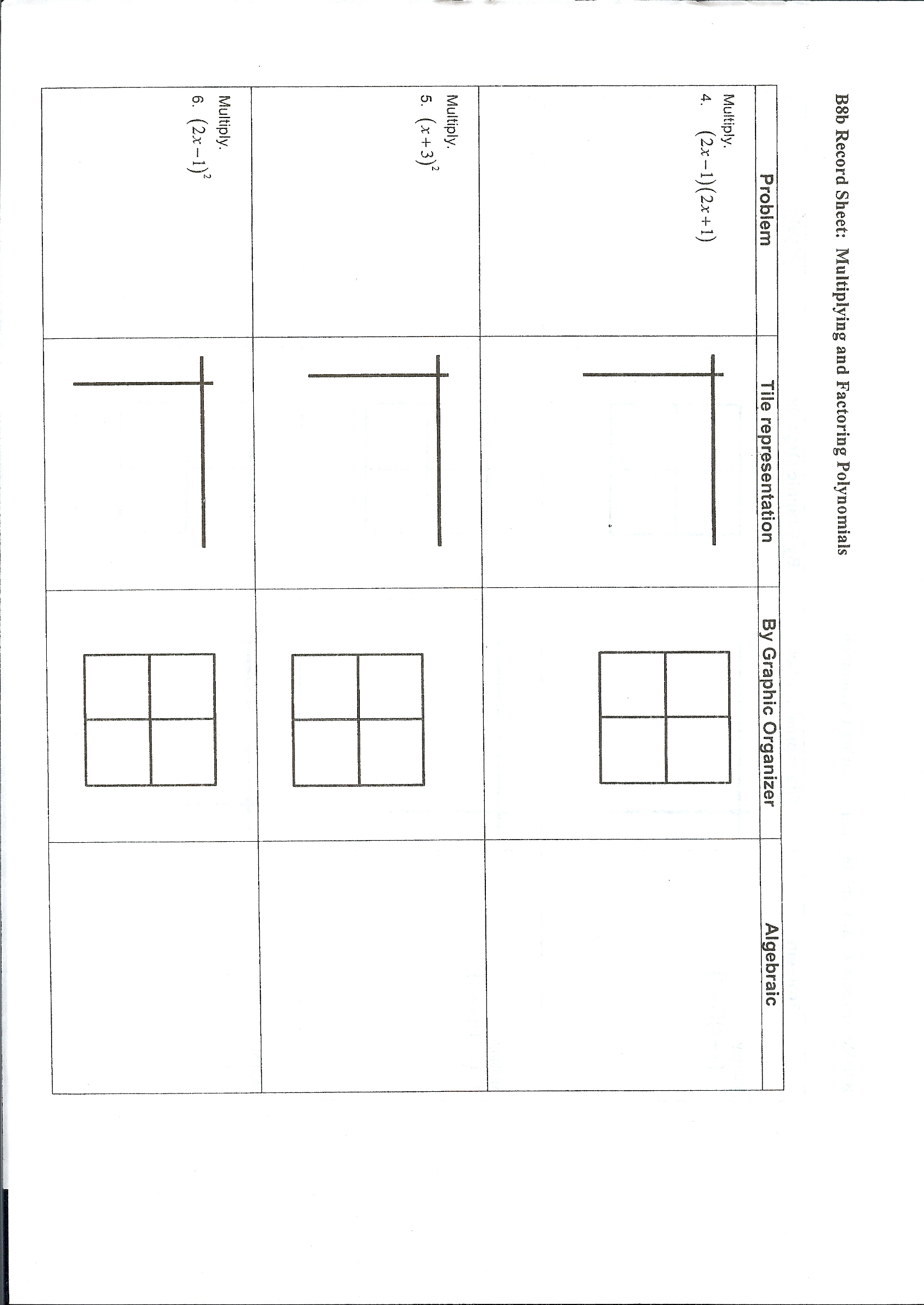 Worksheets Algebra Tiles Worksheet solving equations using algebra tiles worksheets free expanding brackets solve my maths two step tiles